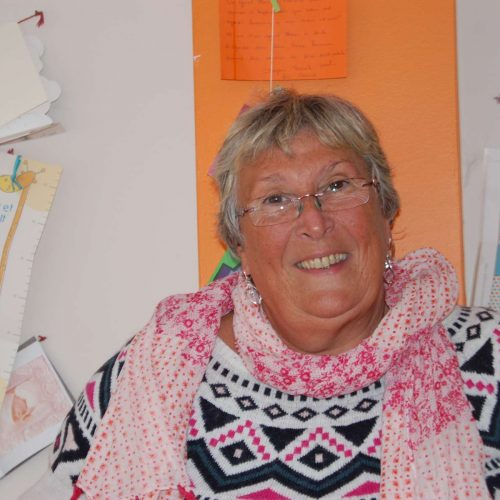 Suzanne Mistiaen